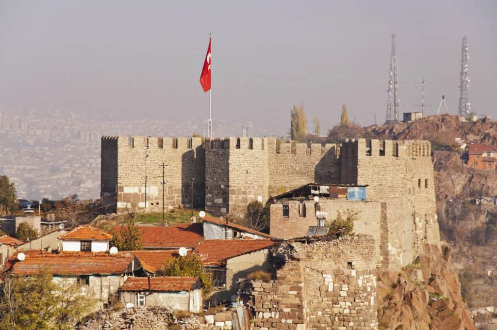 Ankara, Kalesi, FernwehElixir