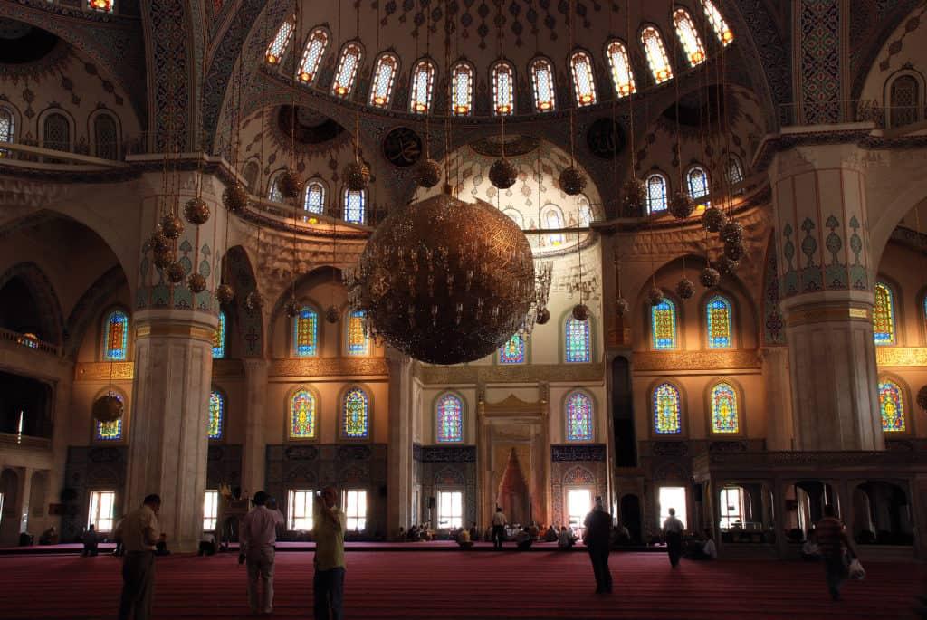 Ankara, kocatepe Moschee, FernwehElixir