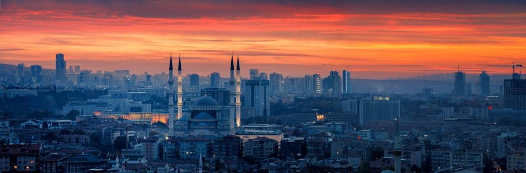 Ankara bei Nacht, FernwehElixir