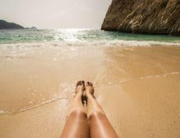 Kaputas beach, Kaputas Strand