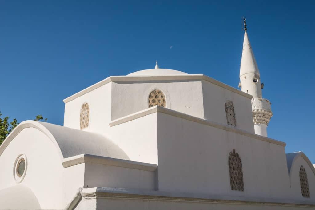 Moschee in Kalkan